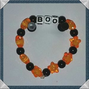 (11) Boo Stretch Bracelet